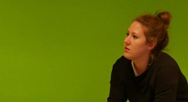 Katharina in der JWG
