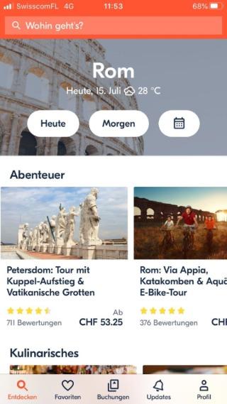 Nützliche Apps beim Reisen
