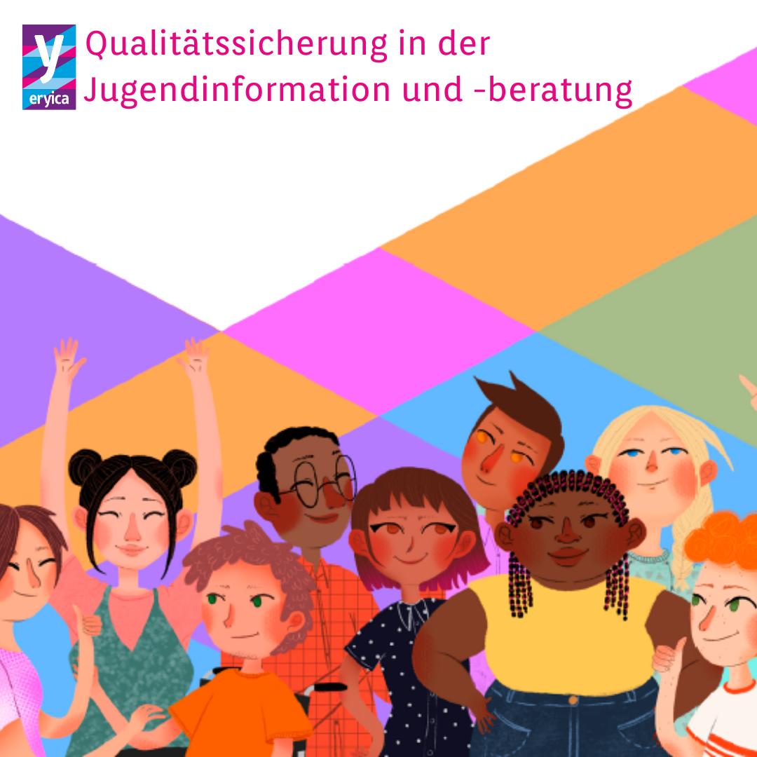ERYICA - Qualitätssicherung Jugendinformation und -beratung