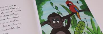Gestaltung eines eigenen Kinderbuches